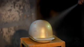 Cricket Helmet - Video