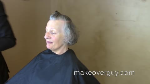 MAKEOVER! The Years Have Been Washed Away, by Christopher Hopkins, The Makeover Guy®