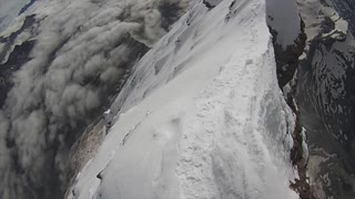 Matterhorn Summit descent - Additional Footage to Complement File ID 8 - Video