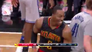 Dwight Howard DISSES Former Teammate Jeremy Lin, DABS Instead of Daps - Video