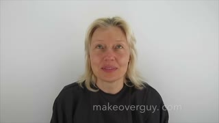 MAKEOVER: I'm Just Blow Away, by Christopher Hopkins, The Makeover Guy® - Video