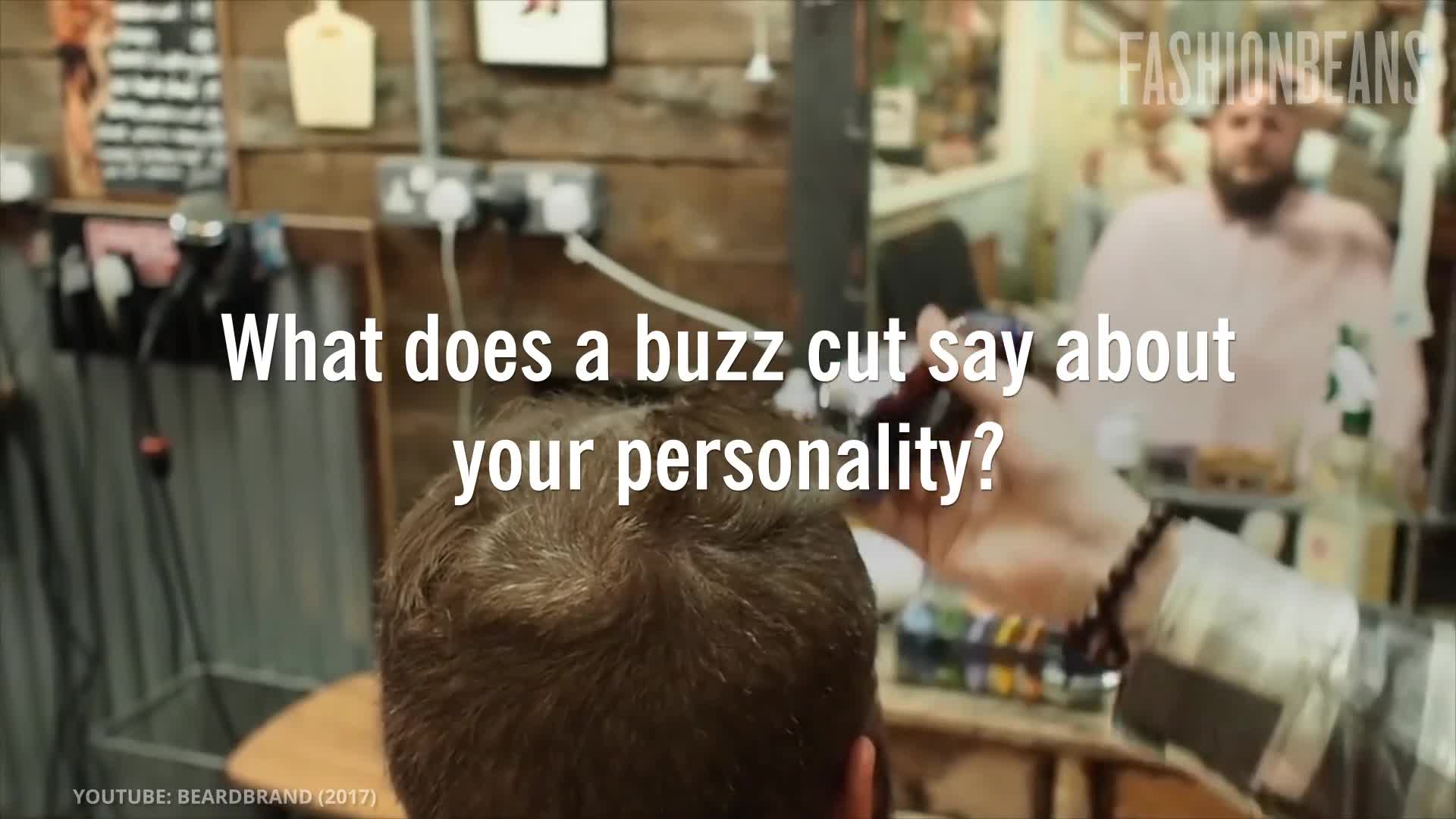 Here's What A Man's Hairstyle Says About His Personality
