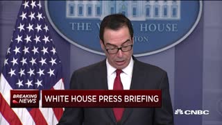 Treasury Secretary Says 90% of Americans Should Expect to See Bigger Paycheck With Trump's Tax Bill - Video