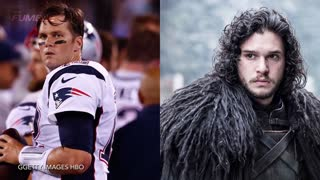 Check Out This Epic Tom Brady Game of Thrones Mashup - Video