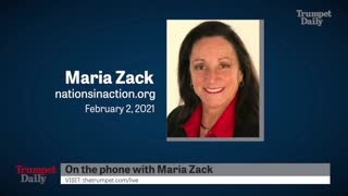 Interview with Maria Zack - Feb. 2, 2021