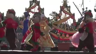 Red Love Minnie Mouse Show Kiss