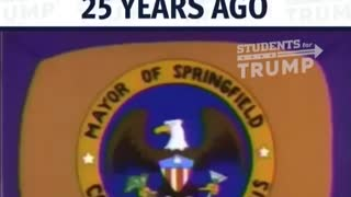 The Simpsons Predicted today's Democrats 25 years ago