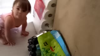 The raise and the falls of being 1 year old
