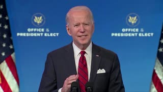 Joe Biden unveils plan to get America vaccinated against Covid-19