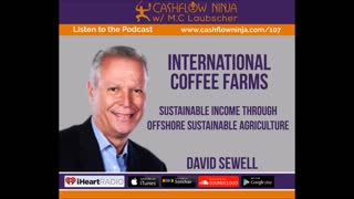 David Sewell Discusses Sustainable Income Through Offshore Sustainable Agriculture