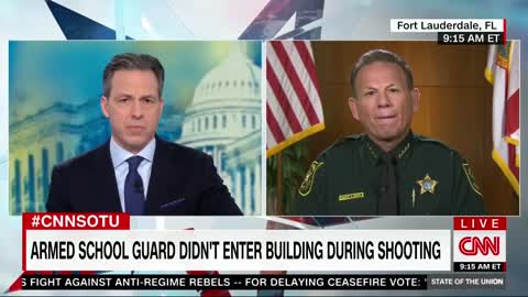 Broward Sheriff dodges on when he knew about deputy not entering school, denies hostility toward NRA