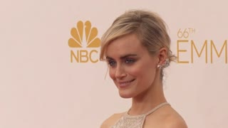 Red is the new black at Emmys, a night of sleek silhouettes - Video