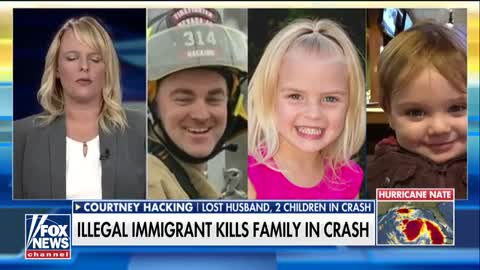 Illegal Immigrant Kills Husband, Two Minors And Only Gets Two Years! Wife/Mother Is Furious!
