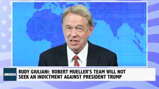 Mueller's Team Will Not Seek Indictment Against President Trump - Video