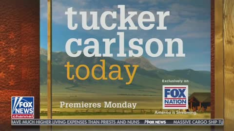Tucker Carlson Announces Launch Of New Show