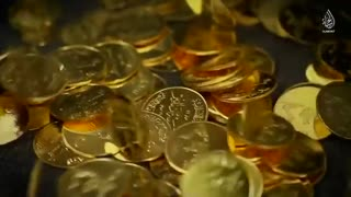Islamic State announces new gold currency - Video