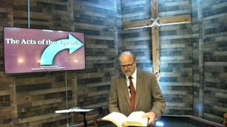 Acts 6:13-7:53 | Session 17 | Turning the Tables on the Jews