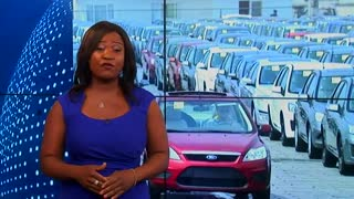 New models spur U.S. auto sales in August - Video