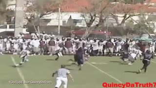 Antonio Brown's Mind-Blowing High School Highlights - Video