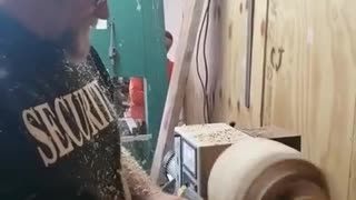 Dangerous Woodworking Training