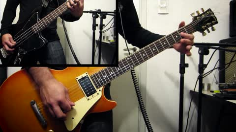 Electric guitar cover: 'Pet Sematary' by the Ramones