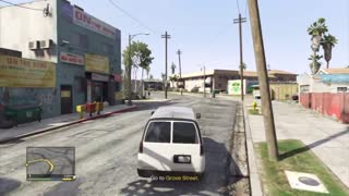 GTA V Hood Safari Easter Egg - Video