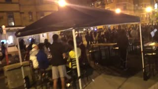 Joe Biden supporters are harassing couple at restaurant in DC