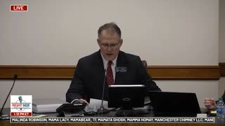 Opening Statement at Georgia Senate Committee Hearing on Election Fraud. 12/03/20.