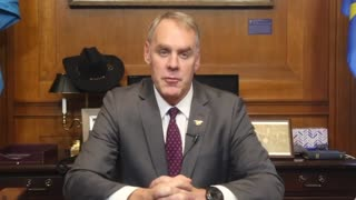 Zinke Fires Four Interior Department Senior Managers for Harassment - Video