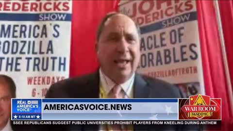 """Fredericks: """"This is a populist event"""" on CPAC"""