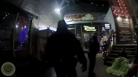POLICE BODY CAM FOOTAGE OF THE NASHVILLE 12 25 2020