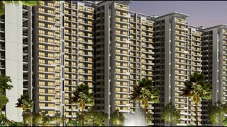 Lotus Greens Tulip Sports City Flats Apartment - Video