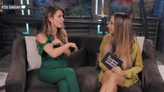 Audrina Patridge Reveals Baby #2 is Around The Corner! - Video