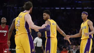 D'Angelo Russell Apologizes for Recording Nick Young - Video