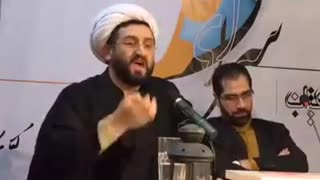 Akhond speaking of the President role in Iran - Video