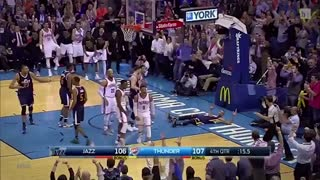 Russell Westbrook Morphs into a KILLING MACHINE vs Jazz in Clutch, Records 30th Triple-Double - Video