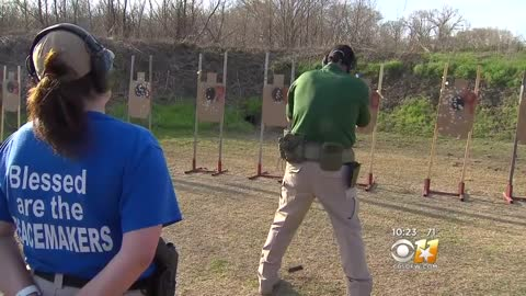 Texas Teachers Spent Their Day Off at the Gun Range - To Learn About Firearms and Active Shooters