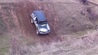 NISSAN Off Road Drive - Video