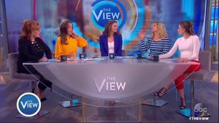 View Host Joy Behar Taking HEAT For Comment About Melania And Donald Trump