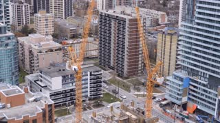 Toronto's Midtown Time-lapse - Video