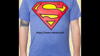 t shirts Online of Superman Justice League - Video