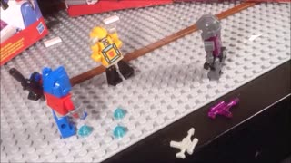 STOPMOTION KRE-O TF BRICK BOX - Video