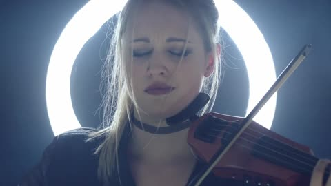 Powerful violin & a cappella cover of 'Natural' by Imagine Dragons