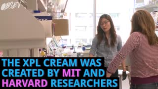 MIT Creates Anti-Aging Cream - Video