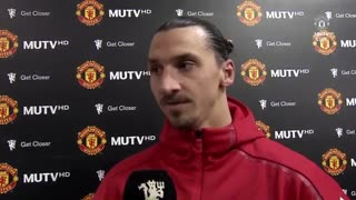 Zlatan on Paul Pogba's free-kick... - Video