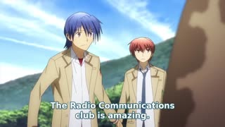 Angel Beats - TK's Noble Sacrifice - Video