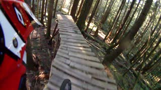 Ultimate Mountain Bike Trail - Video