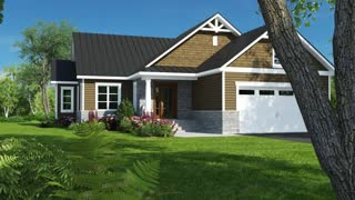 Best Bungalow house plan by Drummond House Plans (plan 3284-CIG)