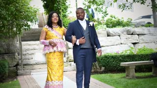 Highlights from wedding - Video