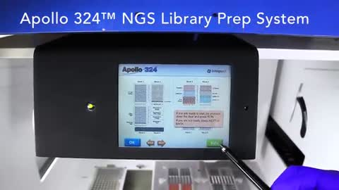 Apollo 324 NGS Library Prep System